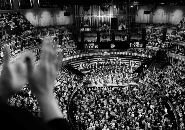 Andreas Herzau Bamberger Symphoniker Royal Albert Hall