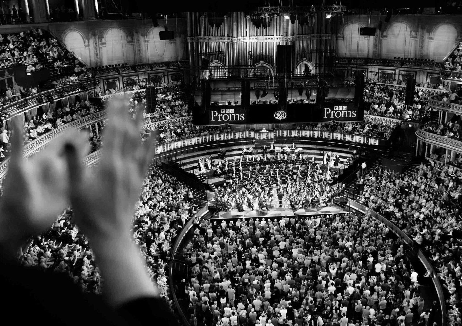 Andreas Herzau Bamberger Symphoniker Royal Albert Hall