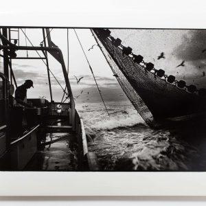 Hallig Hooge, Vintage Print, blackandwhite, silver-gelantine, Baryt, Print, Herzau,